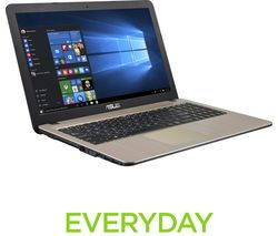 "ASUS VivoBook A540 15.6"" Laptop - Black"