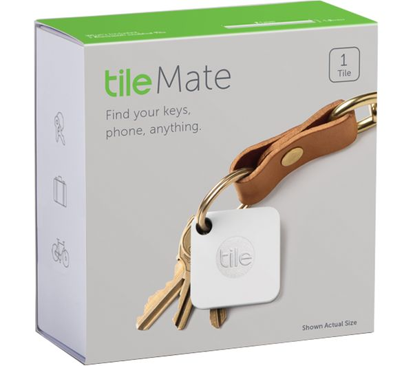 Buy Tile Mate Bluetooth Tracker Free Delivery Currys