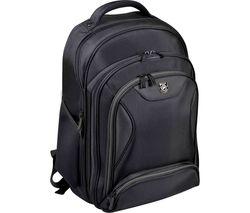 """PORT DESIGNS Manhattan 15.6"""" Laptop & Tablet Backpack - Black"""