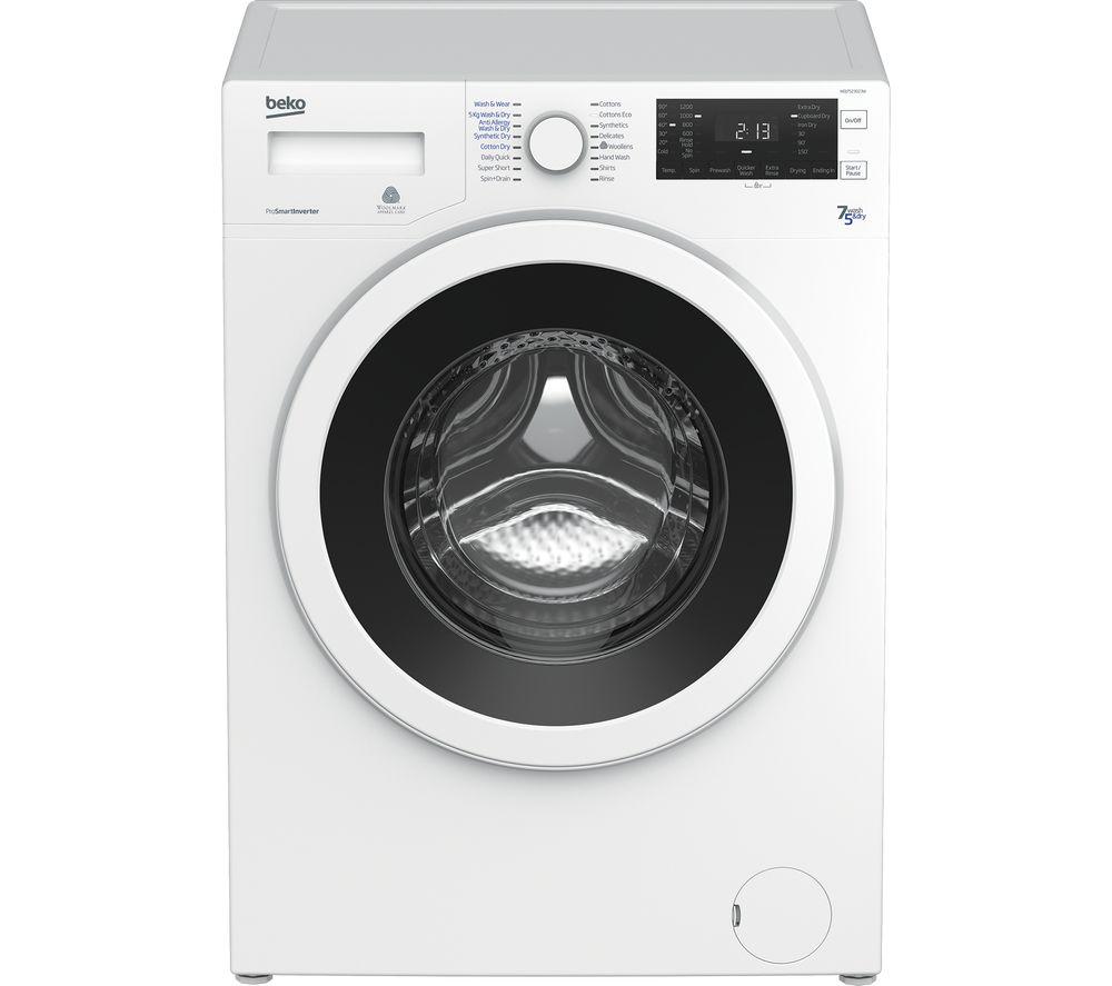 Buy BEKO WDJ7523023W 7 Kg Washer Dryer - White