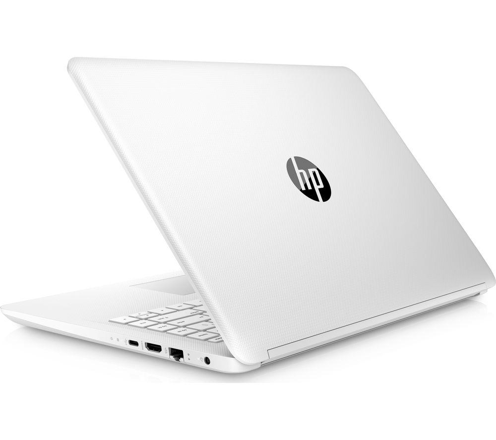"""HP 14-bp059sa 14"""" Laptop - Snow White"""