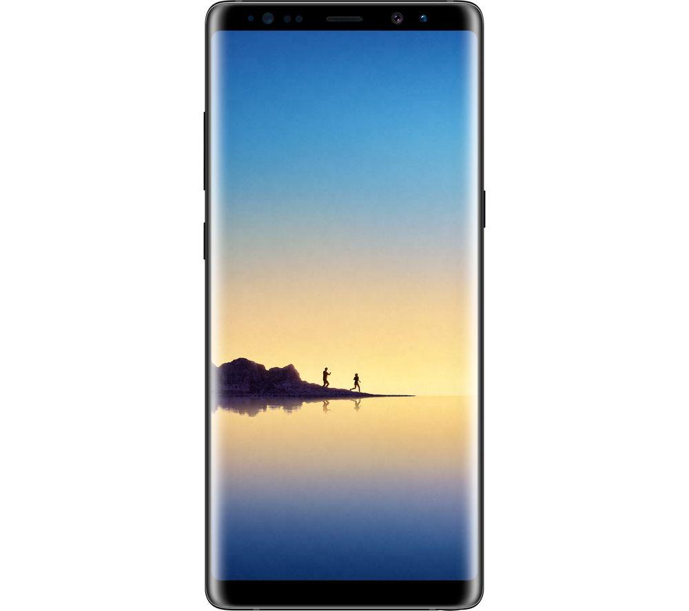 SAMSUNG Galaxy Note8 - 64 GB, Black