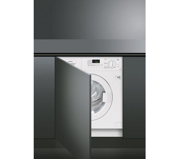 buy smeg wmi12c7 integrated washing machine free. Black Bedroom Furniture Sets. Home Design Ideas