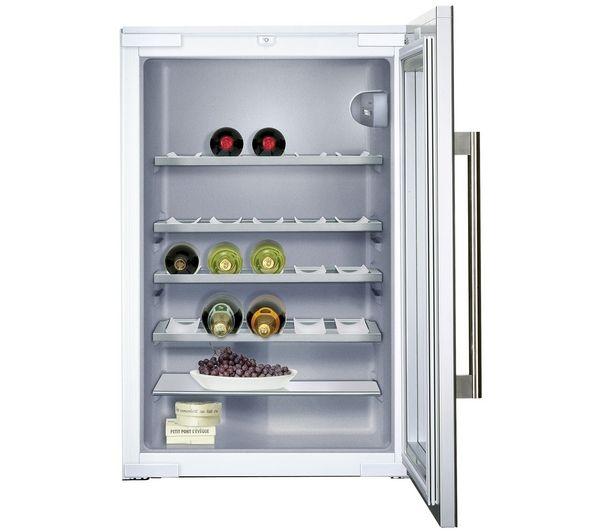Buy Siemens Kf18wa42 Built In Wine Cooler White Free