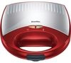BREVILLE VST038 2 Slice Sandwich Toaster - Red