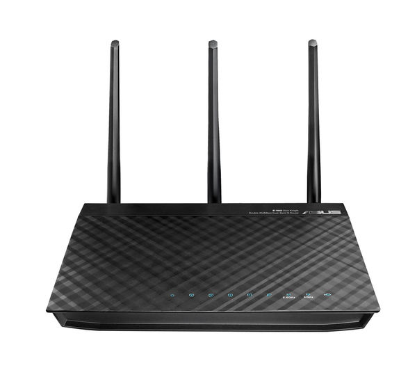 ASUS RT-N66U Wireless Router -N900, Dual Band