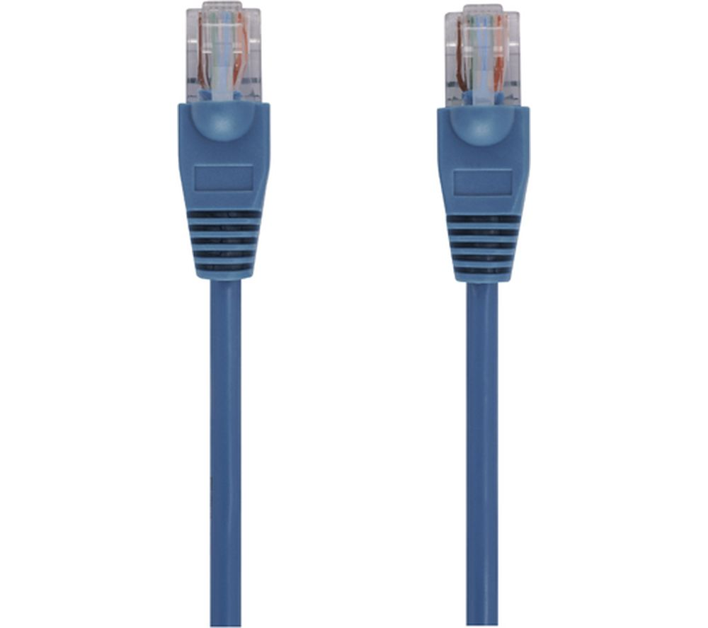 ADVENT A5BLU2M13 CAT 5e Ethernet Cable - 2 m