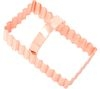 EDDINGTONS Fluted Shortbread Cookie Cutter - Copper