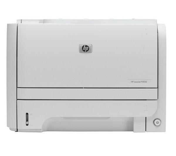 Image of HP Laserjet P2035 Monochrome Laser Printer