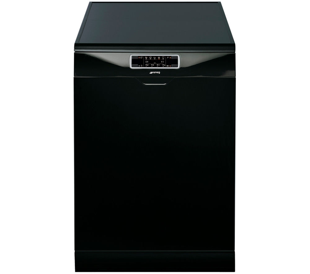 SMEG DFD6133BL Full-size Dishwasher - Black