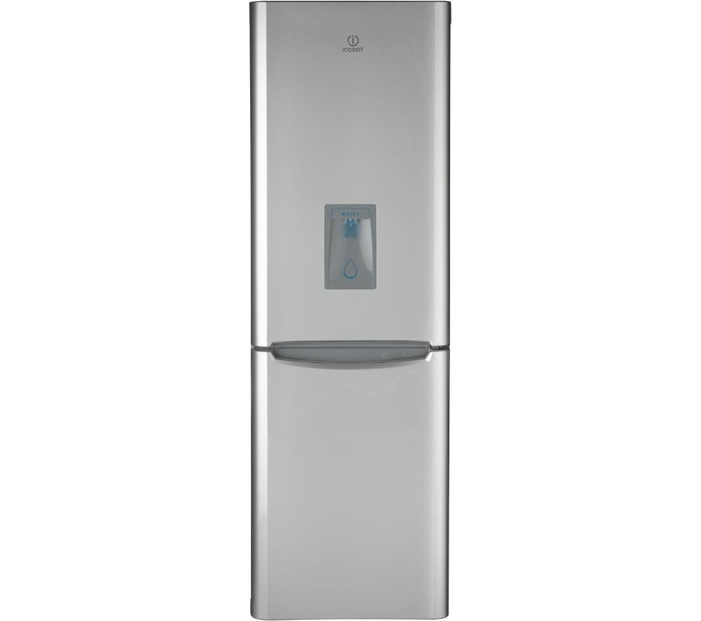 INDESIT BIAA13PFSIWDUK Fridge Freezer - Silver