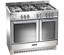 BAUMATIC BCG925SS Gas Range Cooker - Stainless Steel