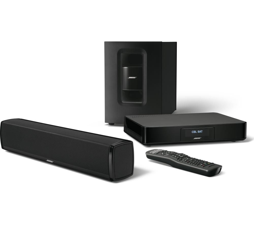 bose cinemate 120 sound bar deals pc world. Black Bedroom Furniture Sets. Home Design Ideas