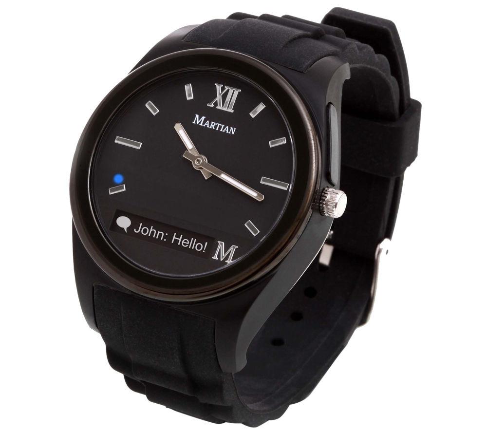 Buy MARTIAN Notifier Smart Watch