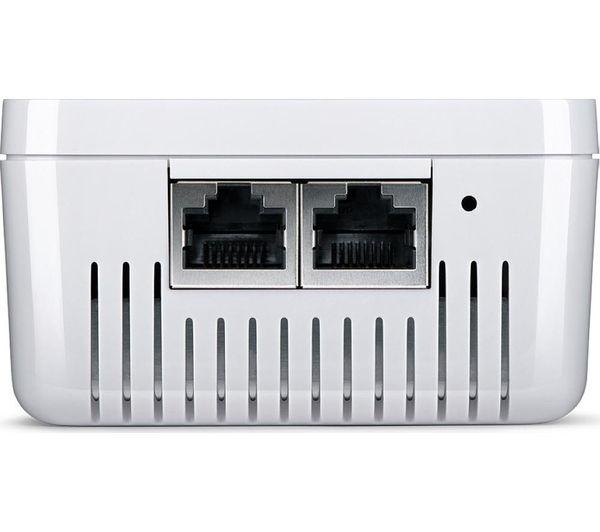Image of DEVOLO dLAN 1200+ Wireless Powerline Adapter Kit - Twin Pack