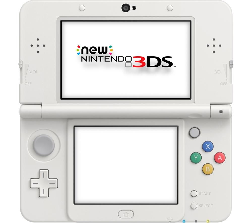 NINTENDO 3DS - White