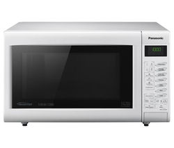 PANASONIC NN-CT555WBPQ Combination Microwave - White