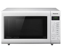 PANASONIC NN-CT555WBPQ Combination Microwave - White
