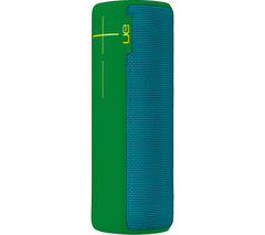 Boom 2 Wireless Portable Speaker - Green & Blue