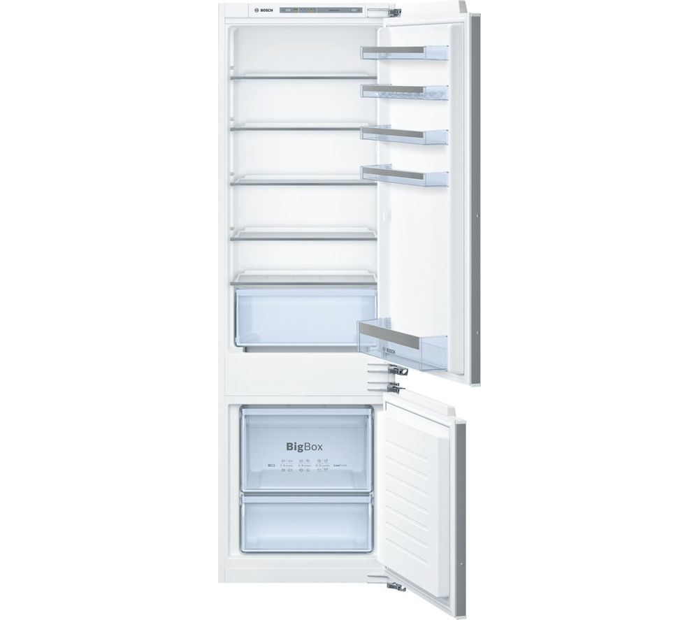 BOSCH KIV87VF30G Integrated Fridge Freezer