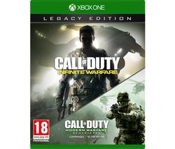 XBOX ONE Call of Duty: Infinite Warfare Legacy Edition