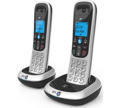 BT 2200 Cordless Phone - Twin Handsets