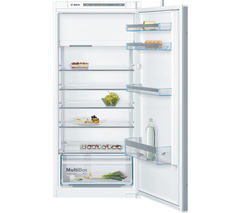BOSCH KIL42VS30G Integrated Tall Fridge - White