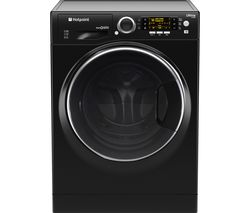 HOTPOINT RD 966 JKD UK Washer Dryer - Black