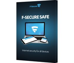 F-SECURE SAFE Internet Security - 1 device, 1 year