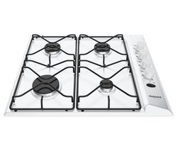 HOTPOINT PAS 642/H Gas Hob - White