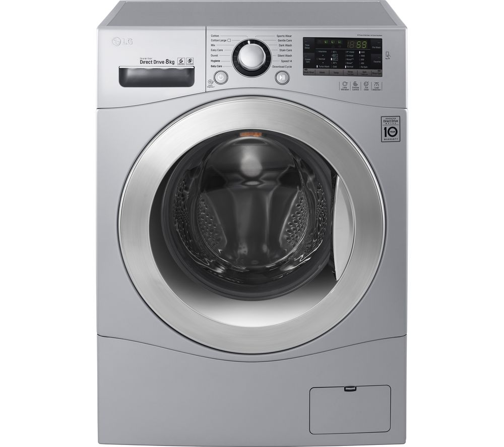 lg smart drive washing machine