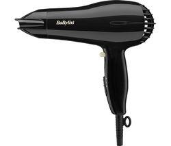 BABYLISS Powerlight 2000 Hair Dryer - Black