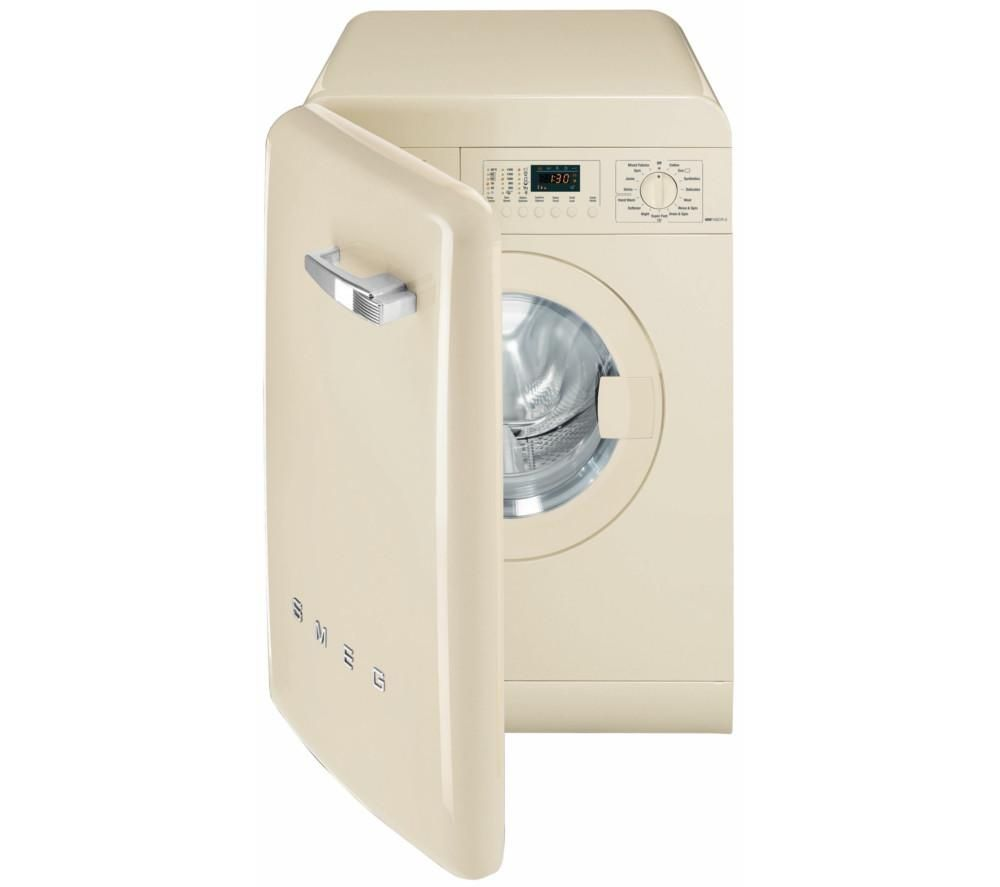 Buy Smeg Wmfabcr 2 Washing Machine Cream Free Delivery