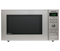 PANASONIC NN-SD27HSBPQ Solo Microwave - Stainless Steel