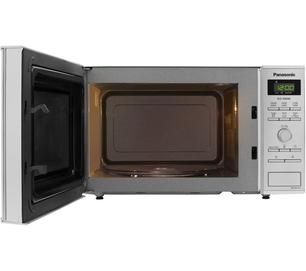 Buy Panasonic Nn Sd27hsbpq Solo Microwave Stainless