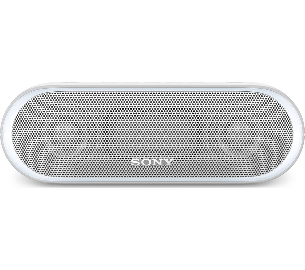 SONY EXTRA BASS SRS-XB20 Portable Bluetooth Wireless Speaker - White