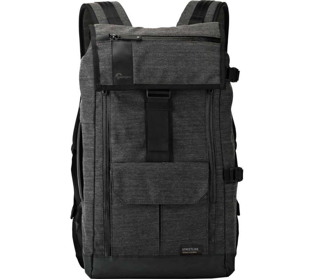 LOWEPRO StreetLine BP 250 Camera Backpack - Charcoal Grey