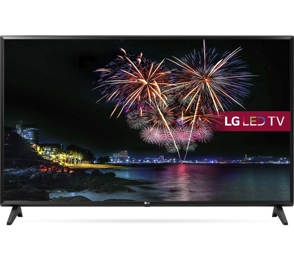 buy lg 43lj594v 43 smart led tv free delivery currys. Black Bedroom Furniture Sets. Home Design Ideas