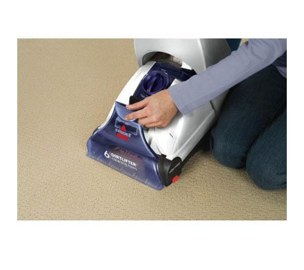 Buy Bissell Cleanview Proheat 34t2e Upright Carpet Cleaner