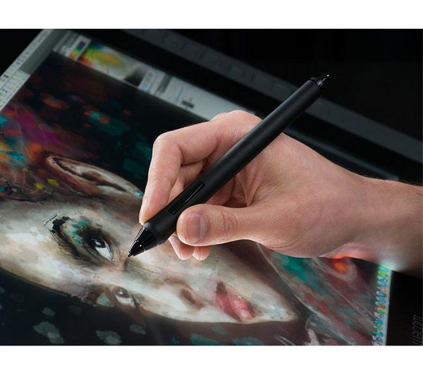 "Image of WACOM Cintiq 22HD Touch 22"" Graphics Tablet"