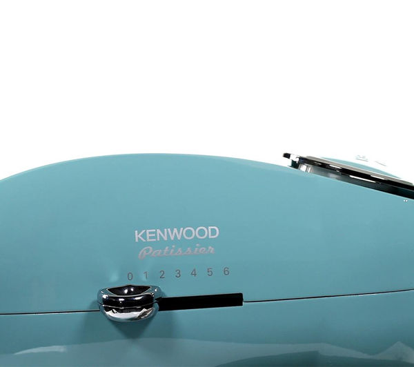 KENWOOD MX313 Patissier Food Mixer  Teal