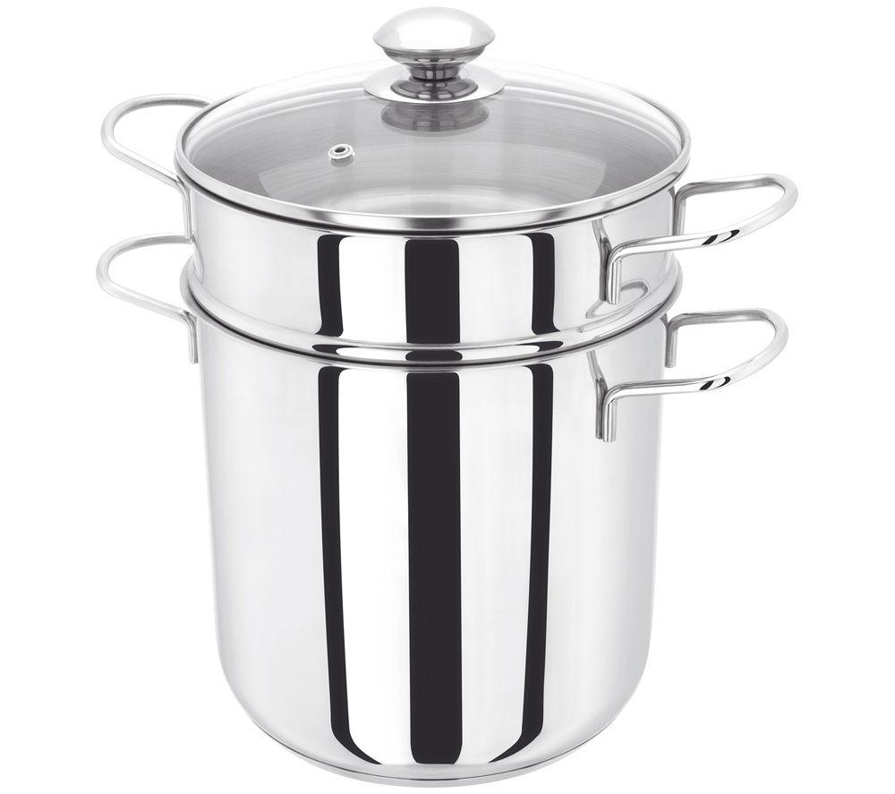 JUDGE JA80 20 cm Pasta Pot - Stainless Steel