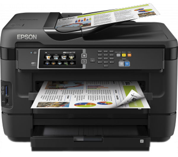 Buy Epson Workforce Wf 7620 Dtwf All In One Wireless A3