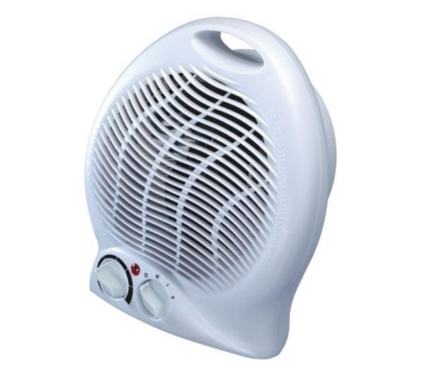 Buy ESSENTIAL C20FHW10 Fan Heater | Free Delivery | Currys
