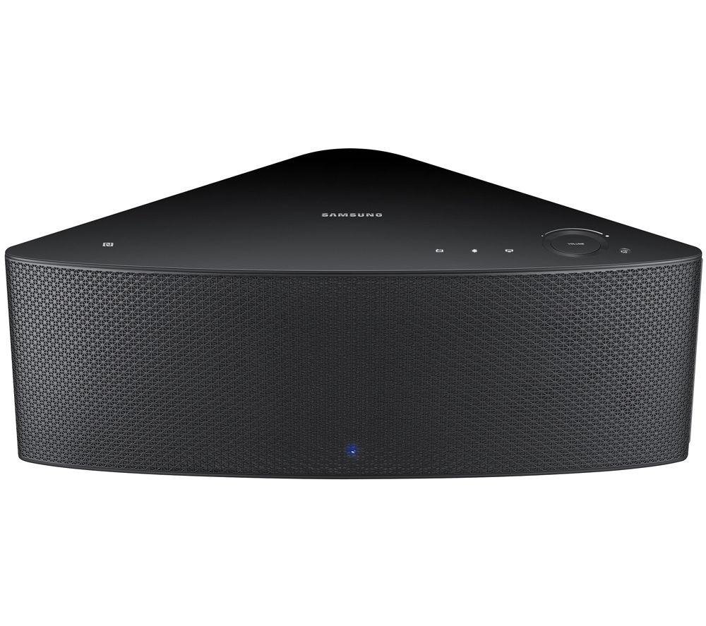buy samsung m7 wireless multi room speaker black free delivery currys. Black Bedroom Furniture Sets. Home Design Ideas