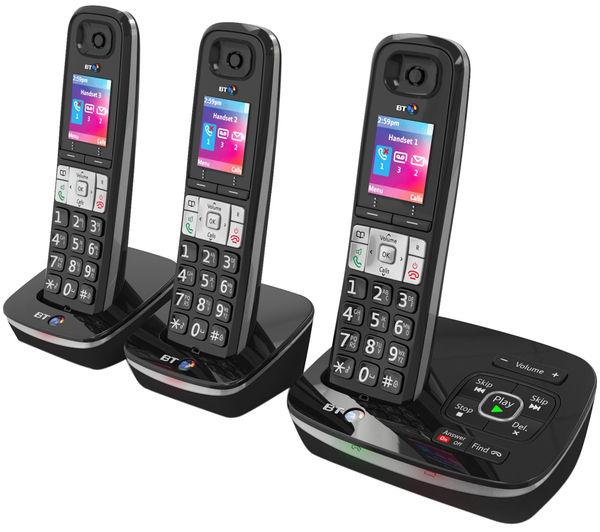 Triple Bt  Home Phone Advanced