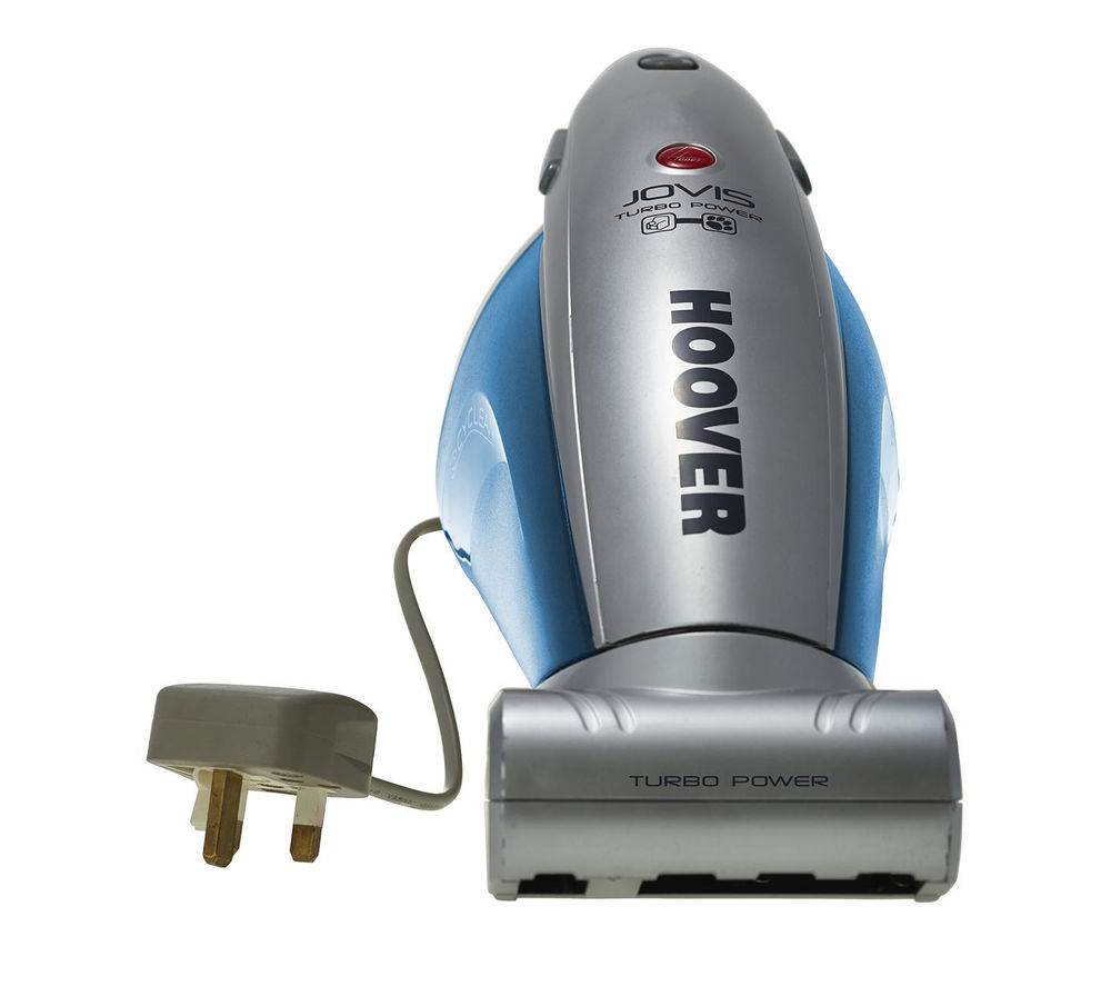 buy hoover jovis sj4000db4 handheld vacuum cleaner blue. Black Bedroom Furniture Sets. Home Design Ideas