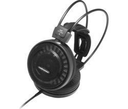 AUDIO TECHNICA Audiophile ATH-AD500X Headphones - Black
