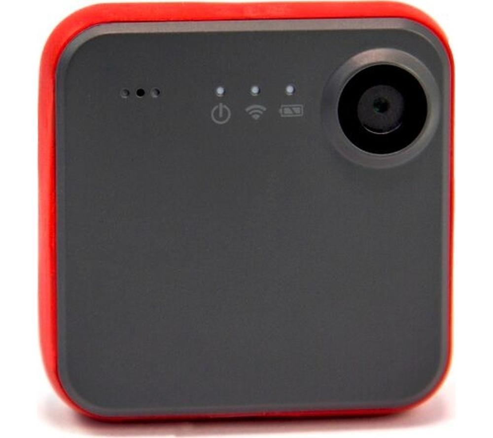 SnapCam Action Camcorder - Titanium