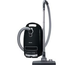 MIELE Complete C3 Extreme PowerLine Cylinder Vacuum Cleaner - Black